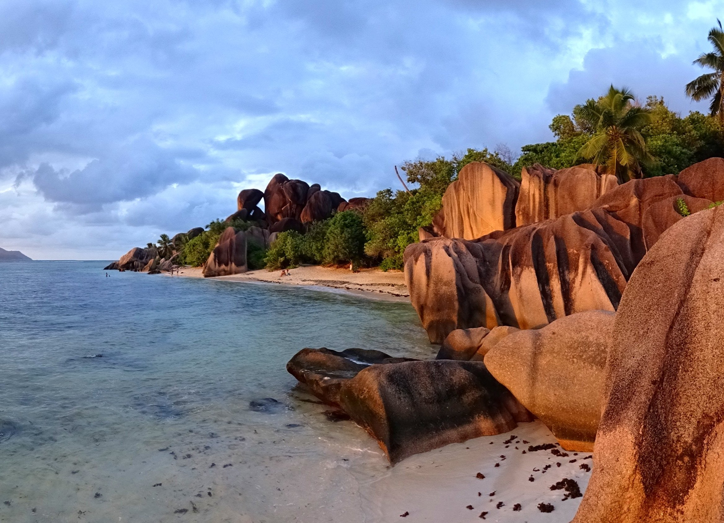 Anse_Source_dArgent_on_La_Digue_World's Most Beautiful Beaches