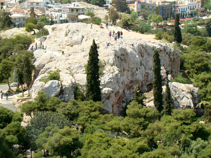 Areopagus_hill, Things to do in Athens