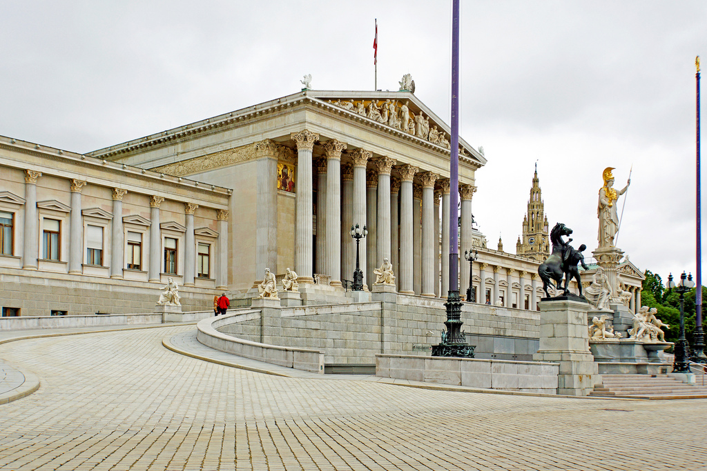 Austrian_Parliament_Building- Things to do in Vienna