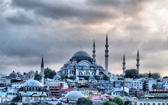 Süleymaniye-Mosque, What to see in Istanbul – Turkey