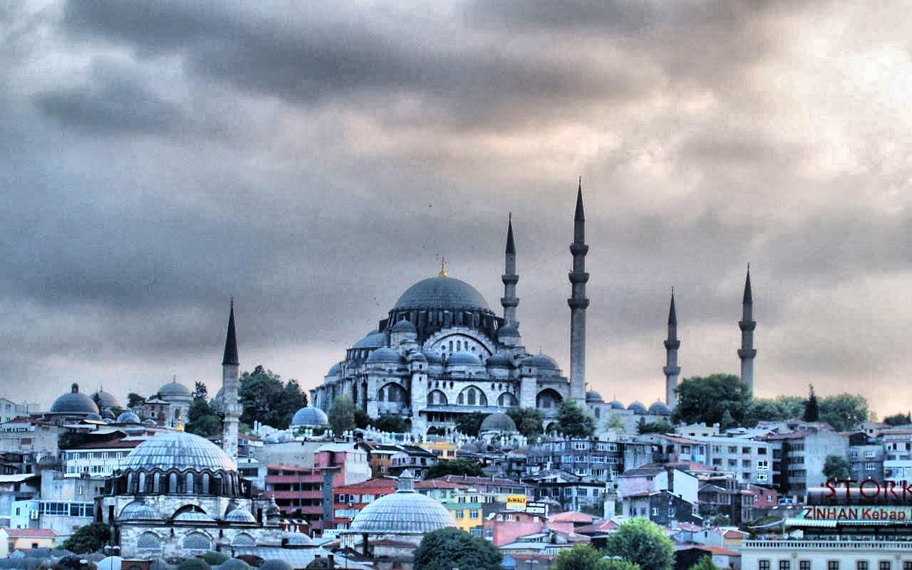 Süleymaniye-Mosque, Istanbul Visiting Places