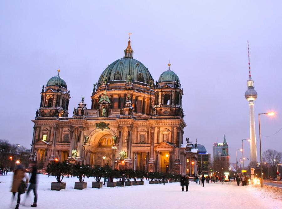 Berliner-Dom- Things to do in Berlin