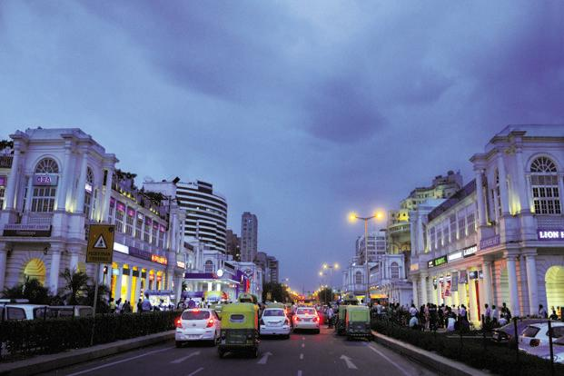 ConnaughtPlace, Delhi, Points of Interest