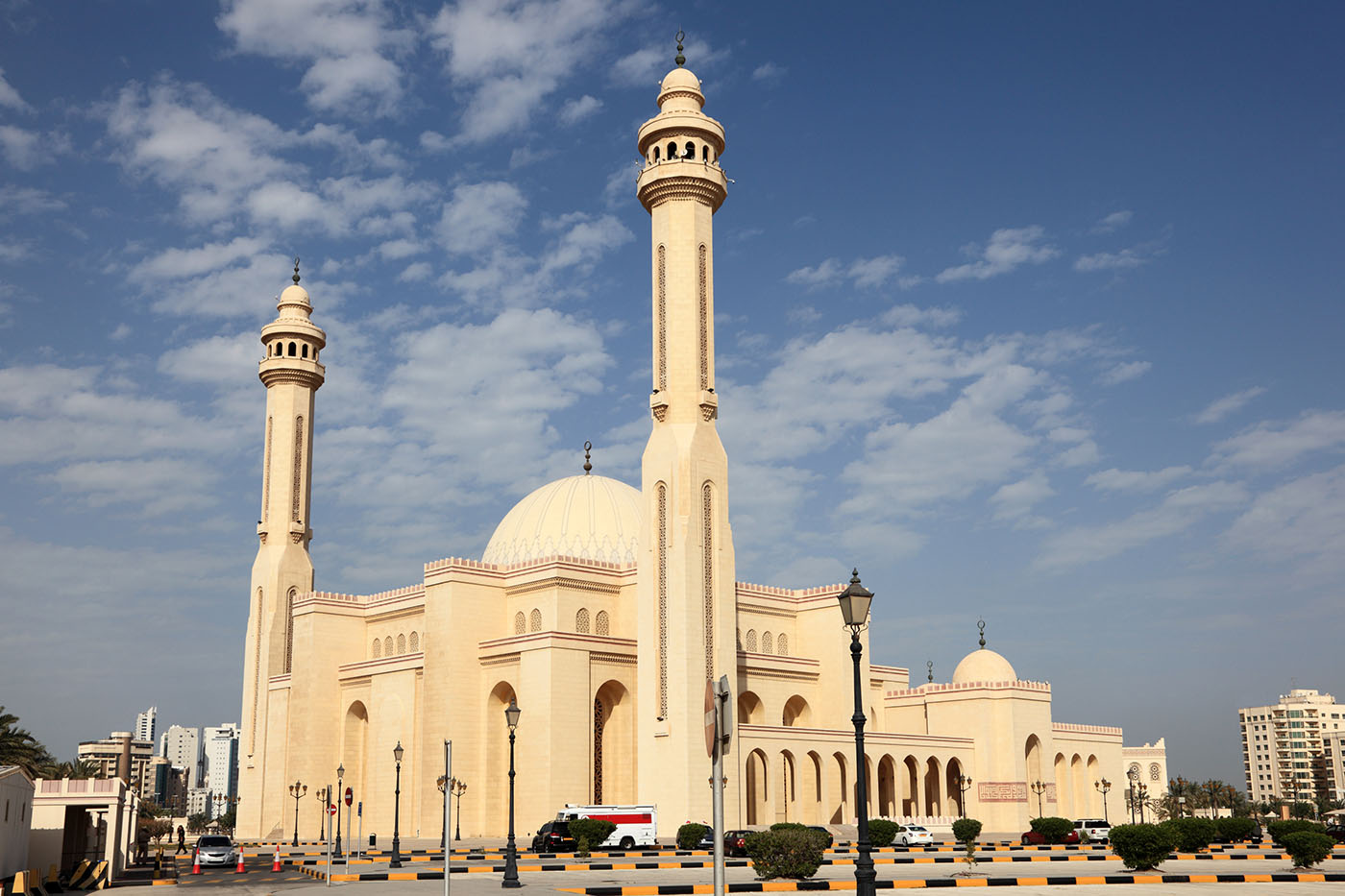 Al Fateh Grand Mosque, Points of Interest in Bahrain