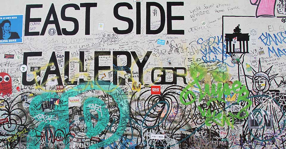 East-Side-Gallery, Things to do in Berlin