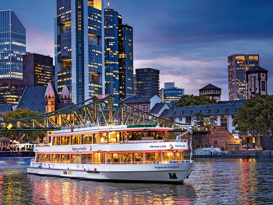 boat tour, Things to do in Frankfurt