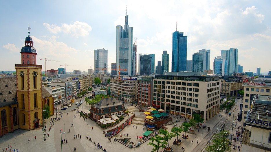 Hauptwache, Things to do in Frankfurt