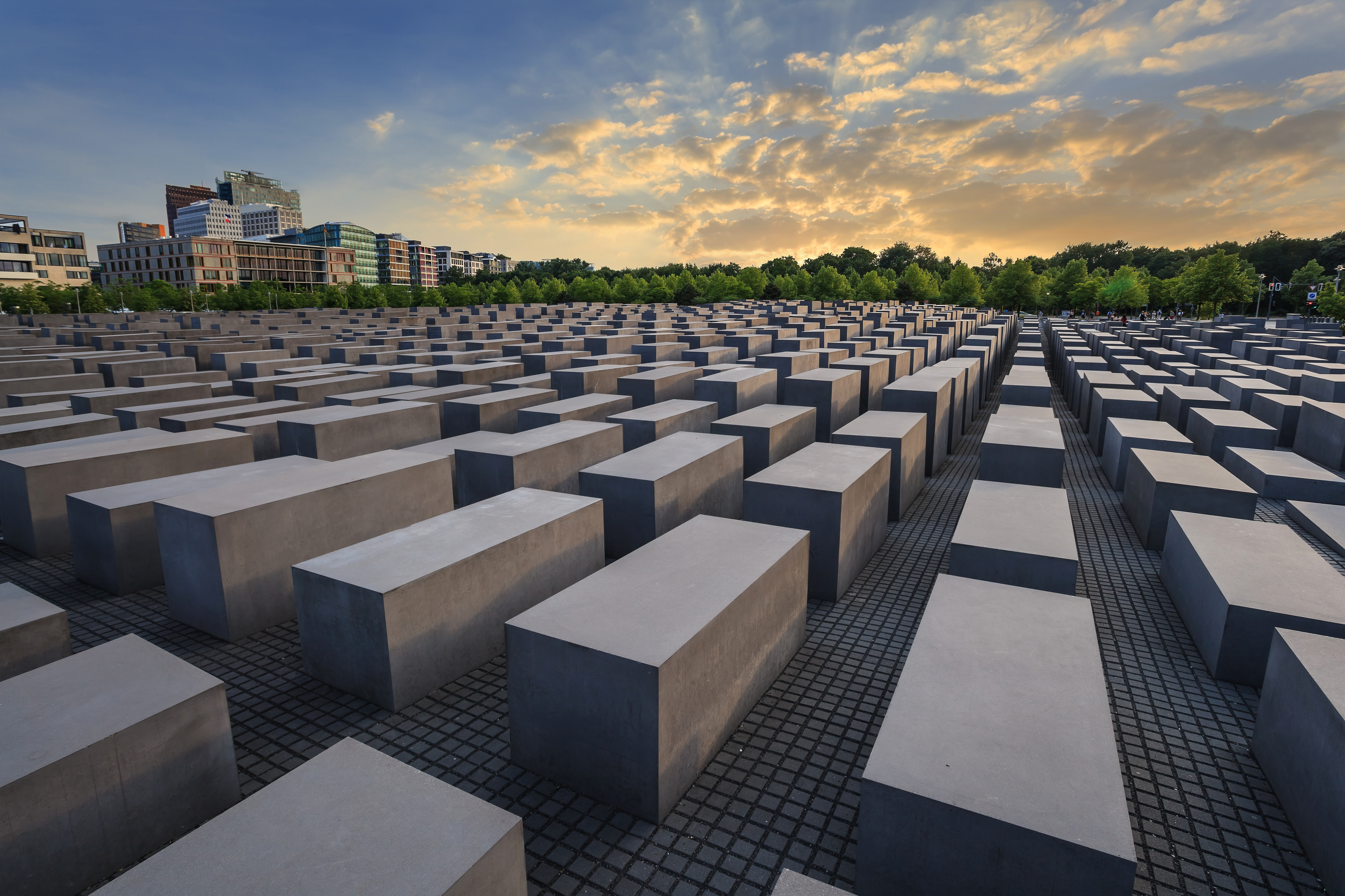Holocaust-memorial, Things to do in Berlin