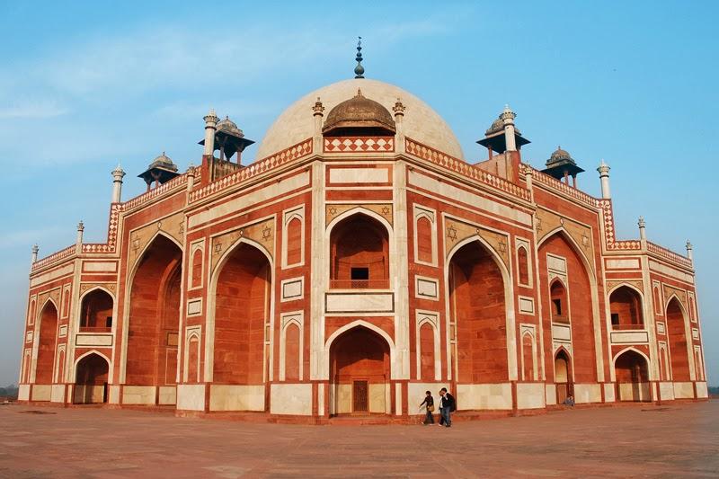 Humayun's Tomb, Delhi, Points of Interest