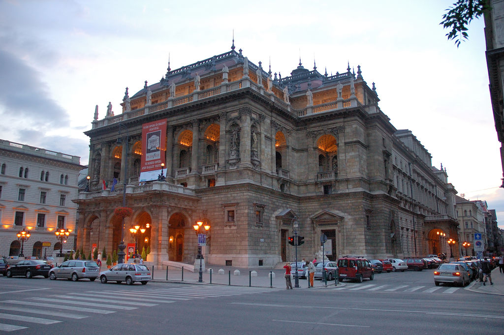Hungarian_State_Opera_House, Things to do in Budapest