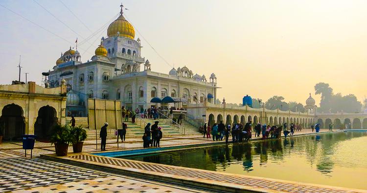 Gurudwara Bangla Sahib, Delhi, Points of Interest
