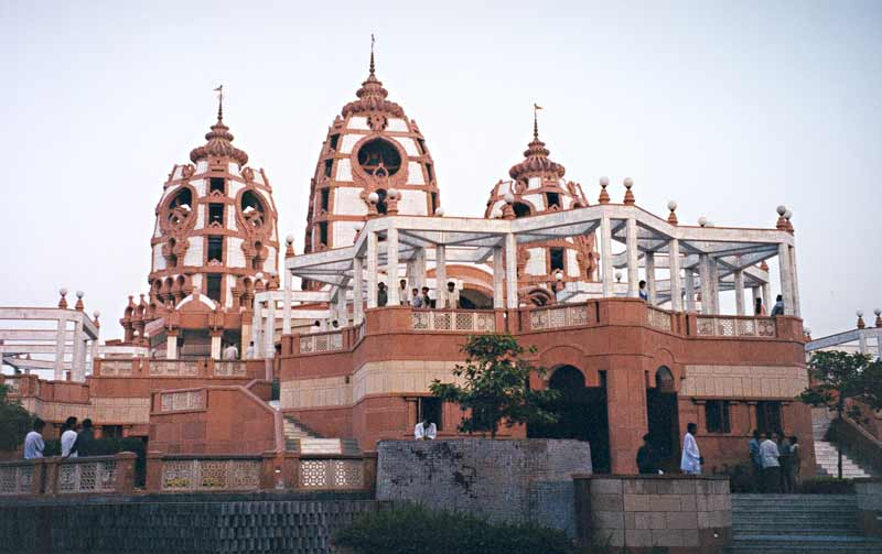 ISKCON Temple, Delhi, Points of Interest
