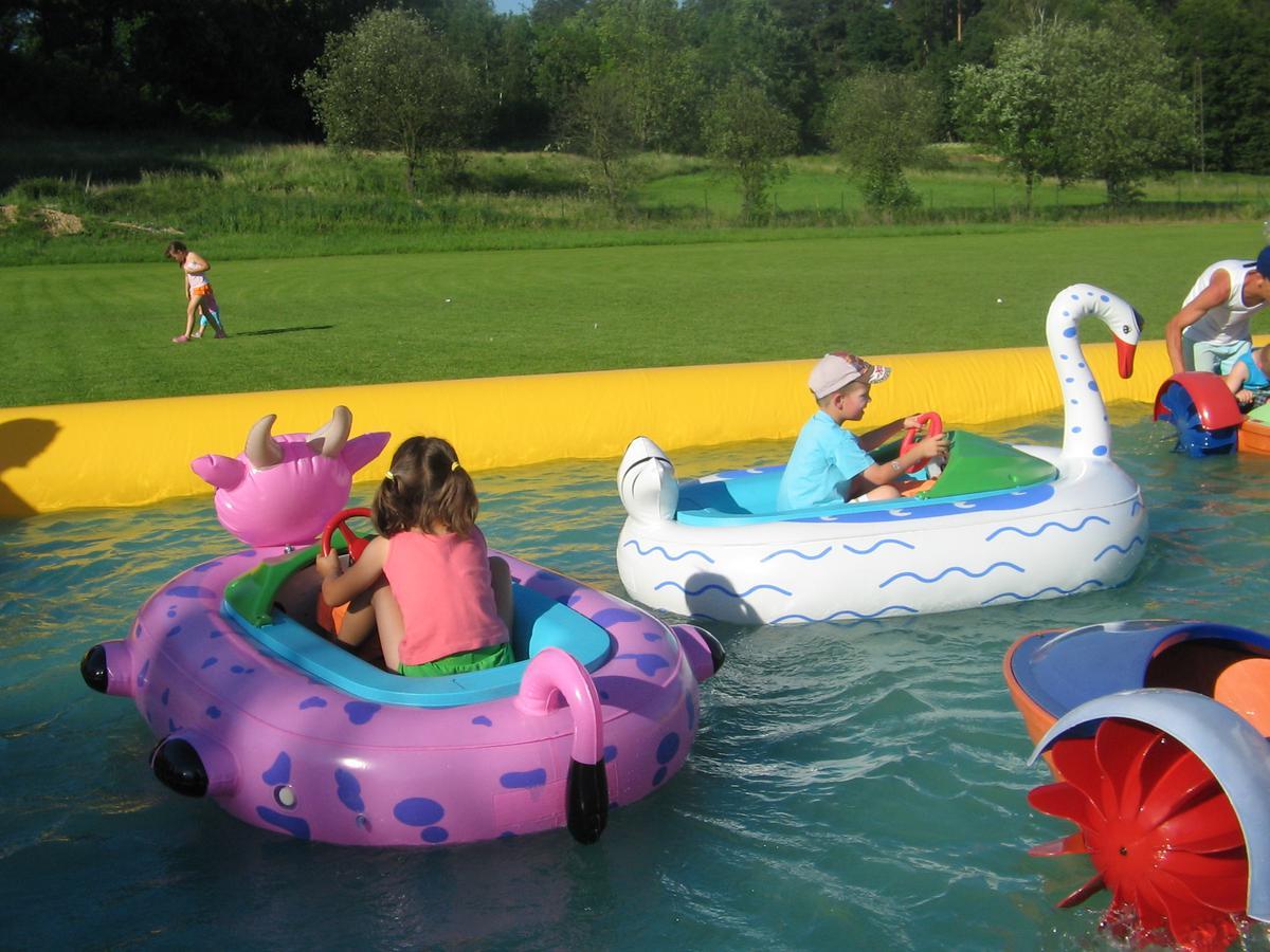 Inflatable Bumper Boats - bumper boats