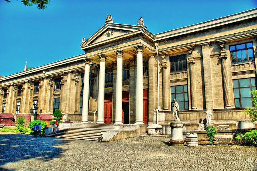 stanbul_Archaeological_Museum, Istanbul Visiting Places