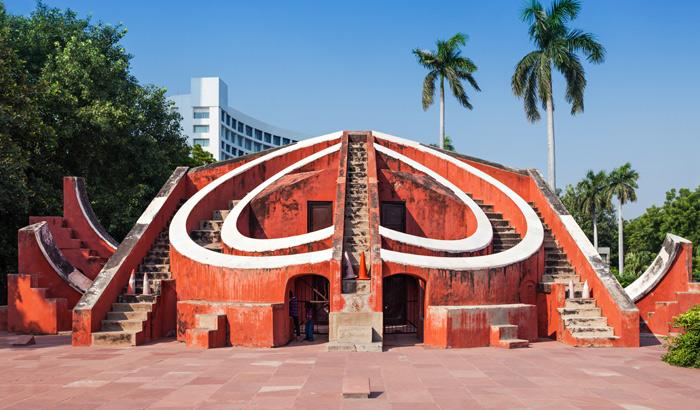 Jantar-Mantar, Delhi, Points of Interest