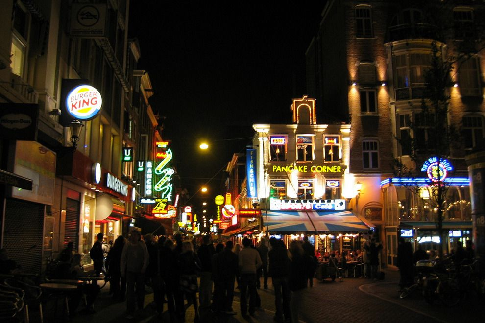 Leidseplein-Things to do in Amsterdam