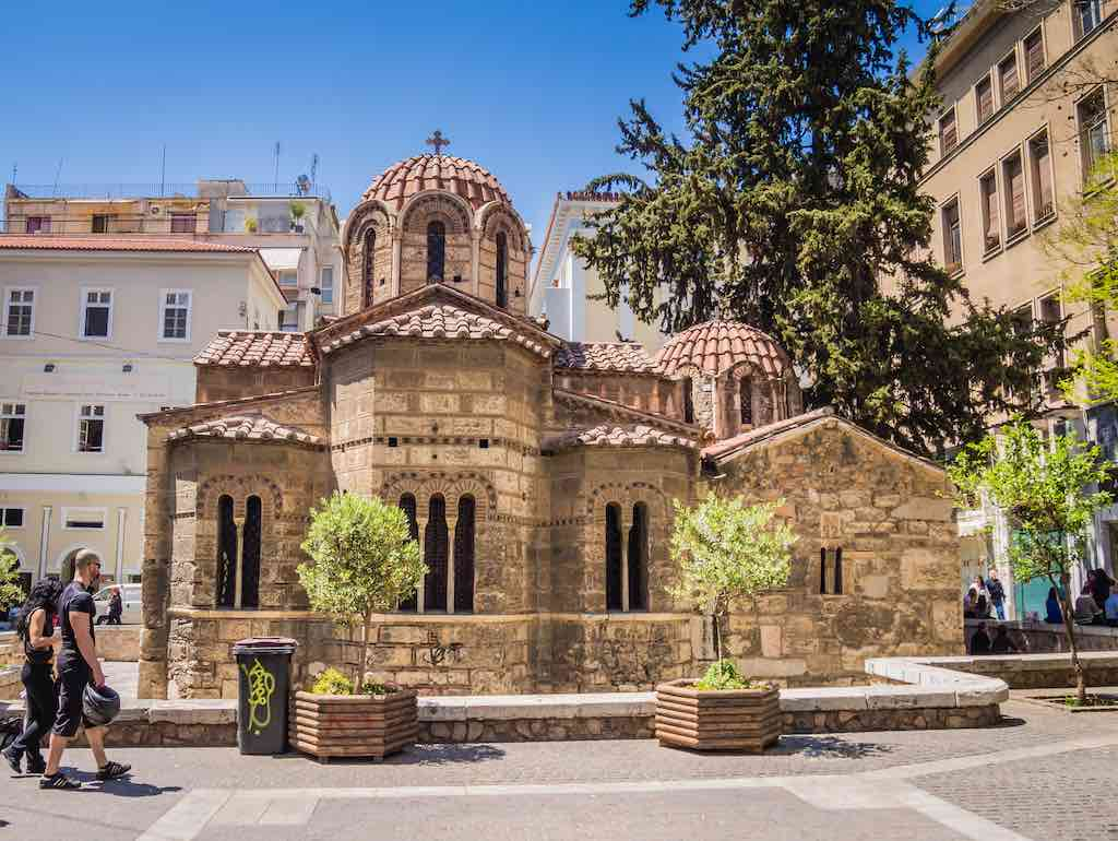 Panaghia-Kapnikaréa-Church, Things to do in Athens