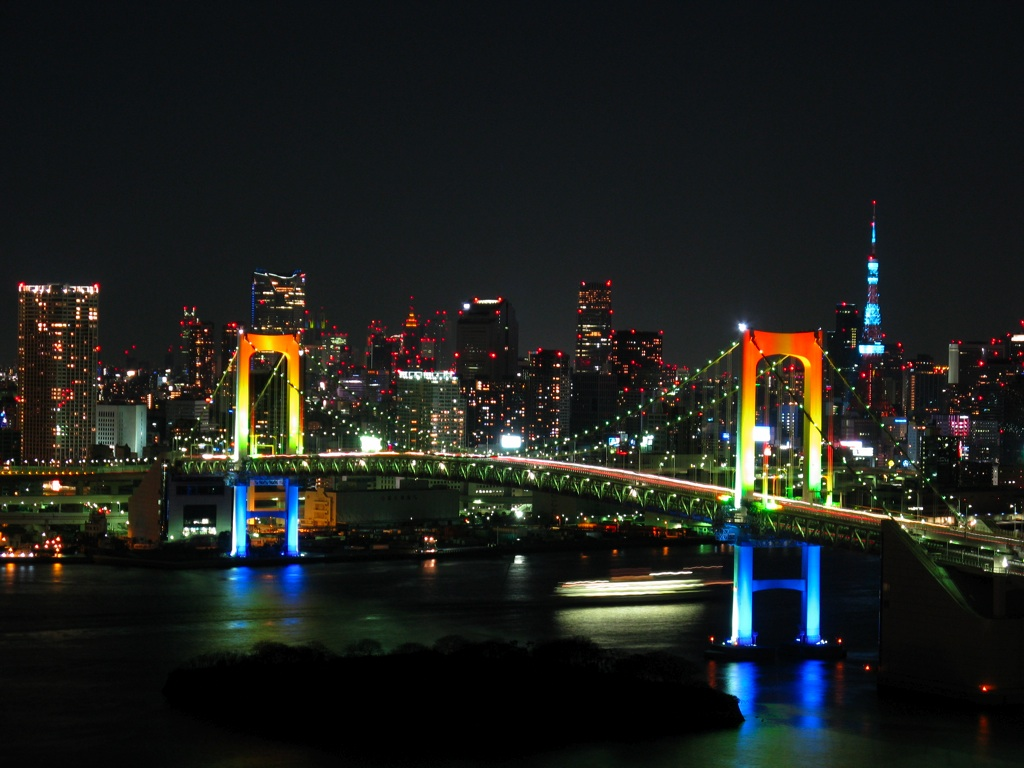 ainbow_Bridge, Things to do in Tokyo