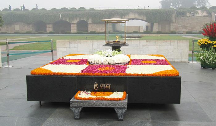 Raj-Ghat, Delhi, Points of Interest