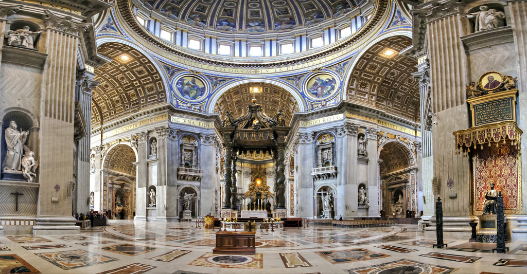 St.-Peters-Basilica-, Things to do in Rome