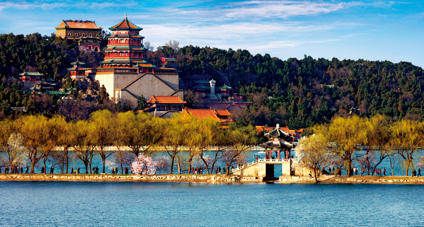 Chinese Imperial Summer Palace , Things to do in Beijing