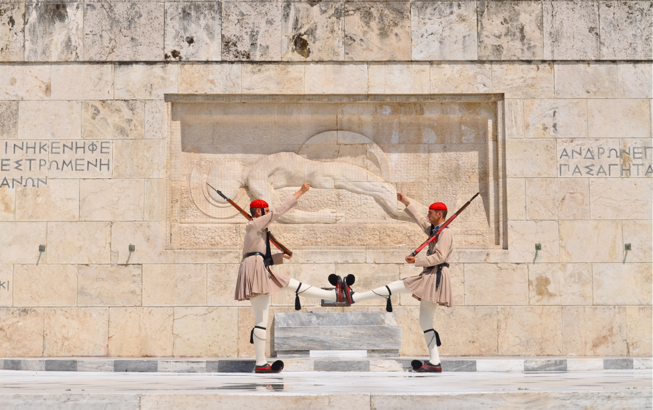 guards, Things to do in Athens