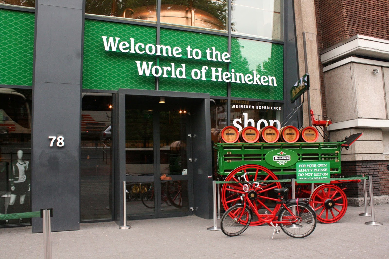 Heineken Experience , Things to do in Amsterdam