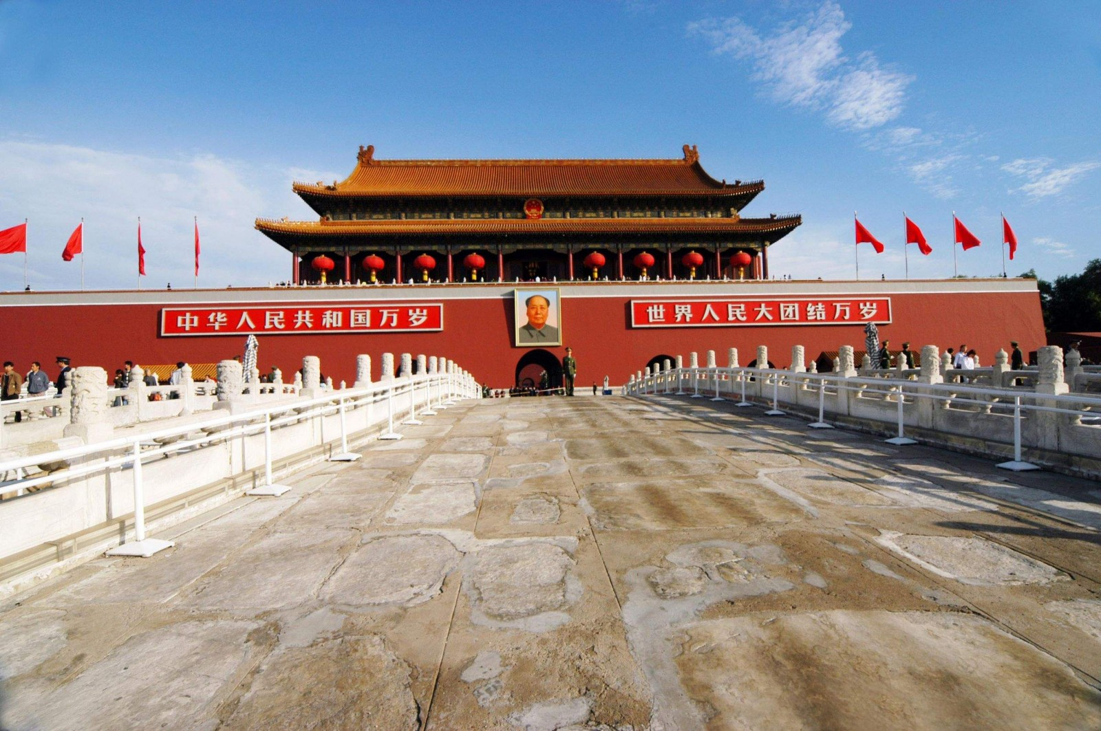 Tiananmen Square, Things to do in Beijing