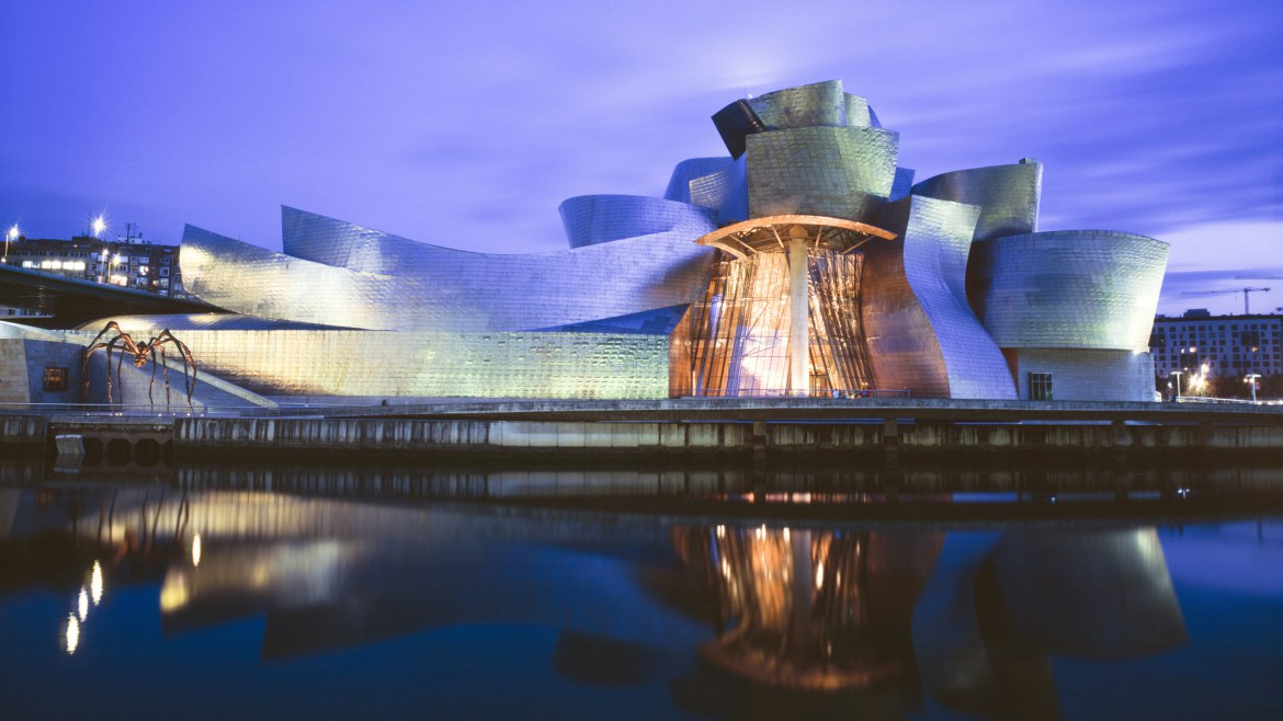architecture-bilbao-, Things to do in Spain