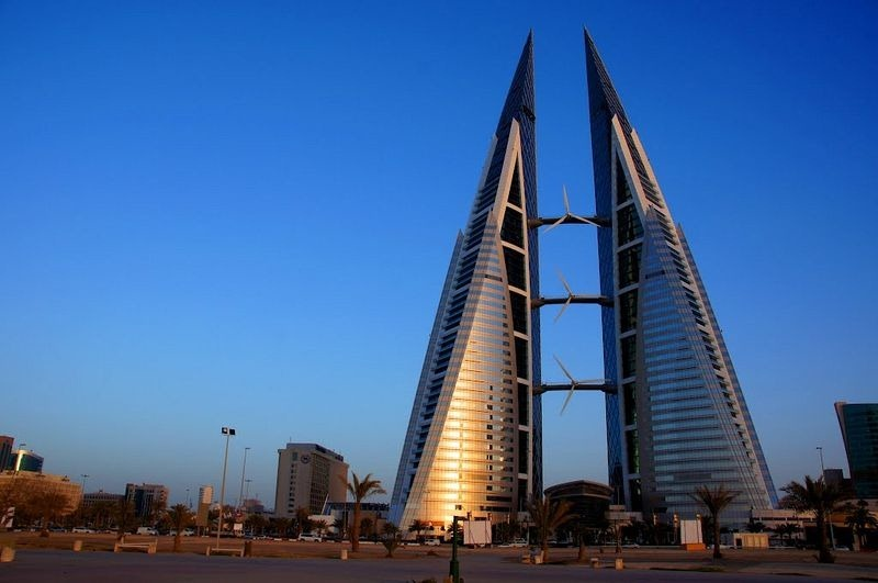 bahrain-world-trade-center, Points of Interest in Bahrain