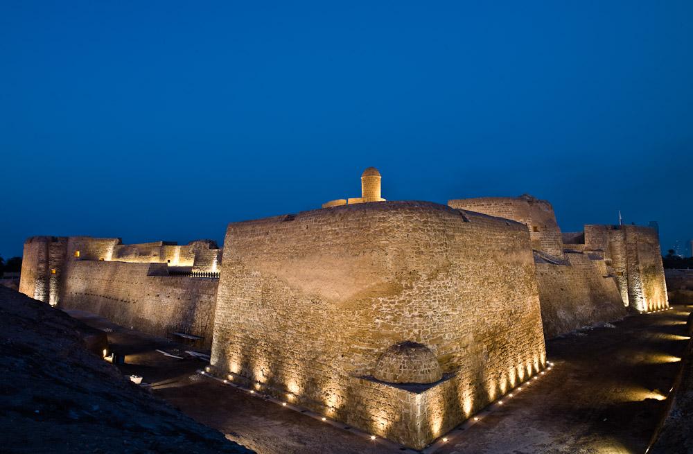 Qal'at Al-Bahrain, Karbahad village, Points of interest in Bahrain