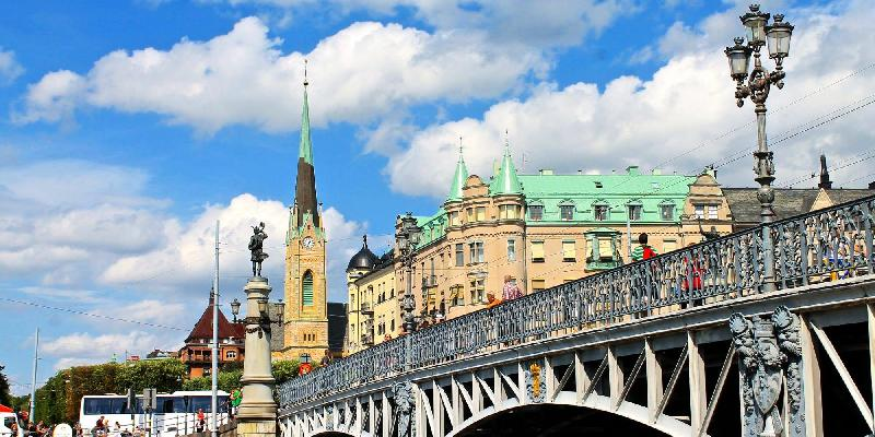 Walk on the bridges, Things to do in Stockholm