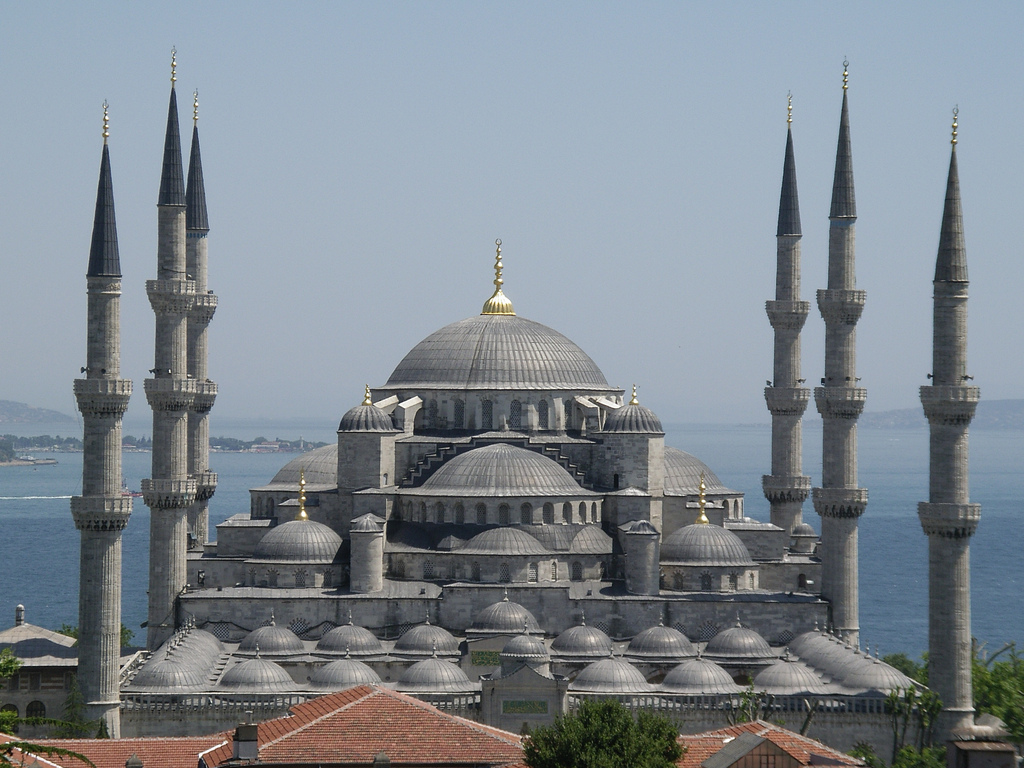 blue-mosque, Istanbul Visiting Places
