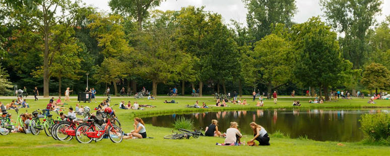 Vondelpark, Things to do in Amsterdam