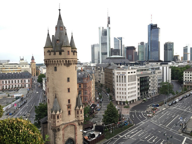 eschenheimer-turm, Things to do in Frankfurt