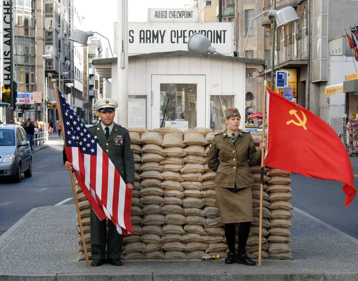Checkpoint Charlie, Things to do in Berlin