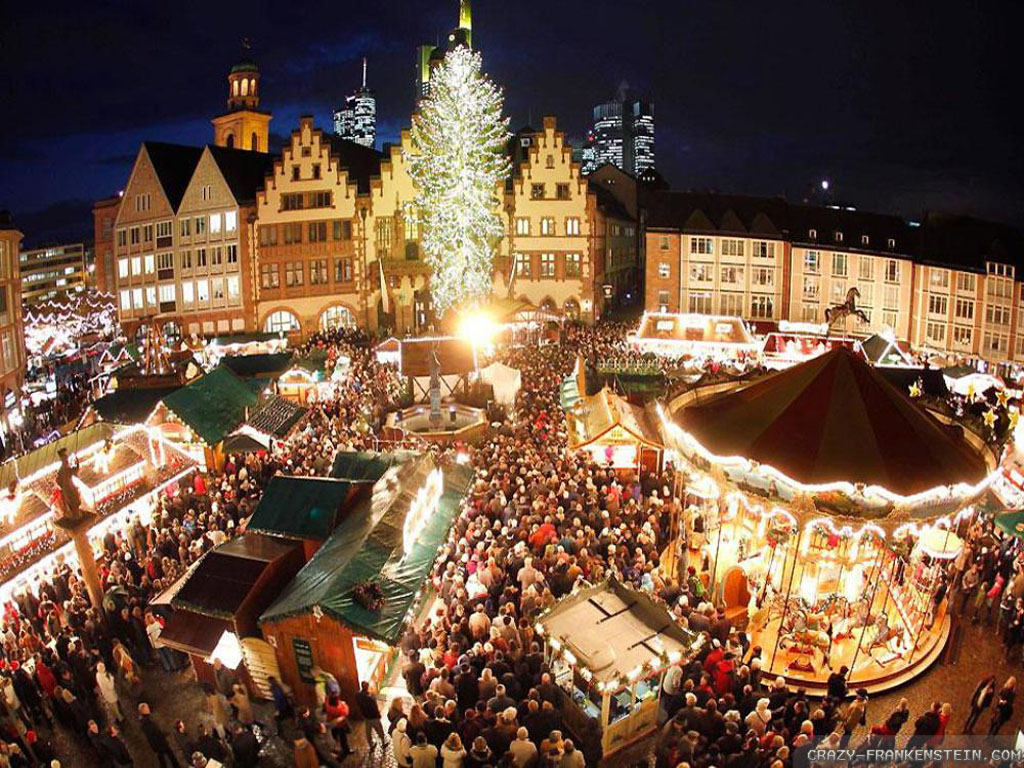 christmas-festival, Things to do in Frankfurt
