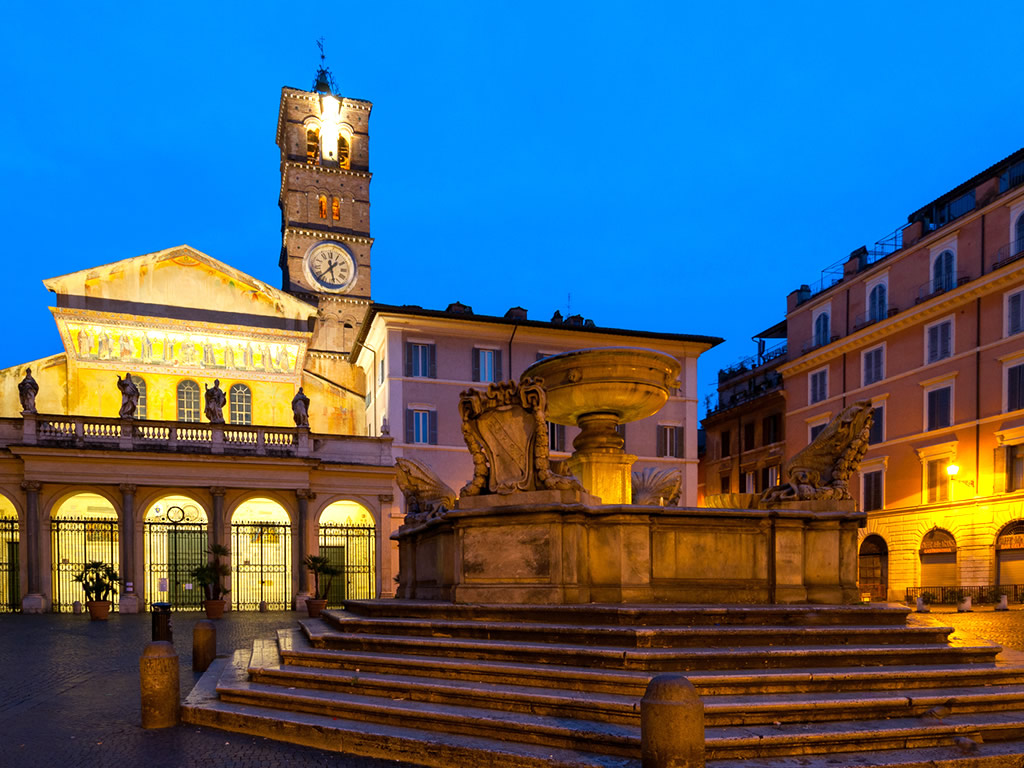 santa maria, Things to do in Rome