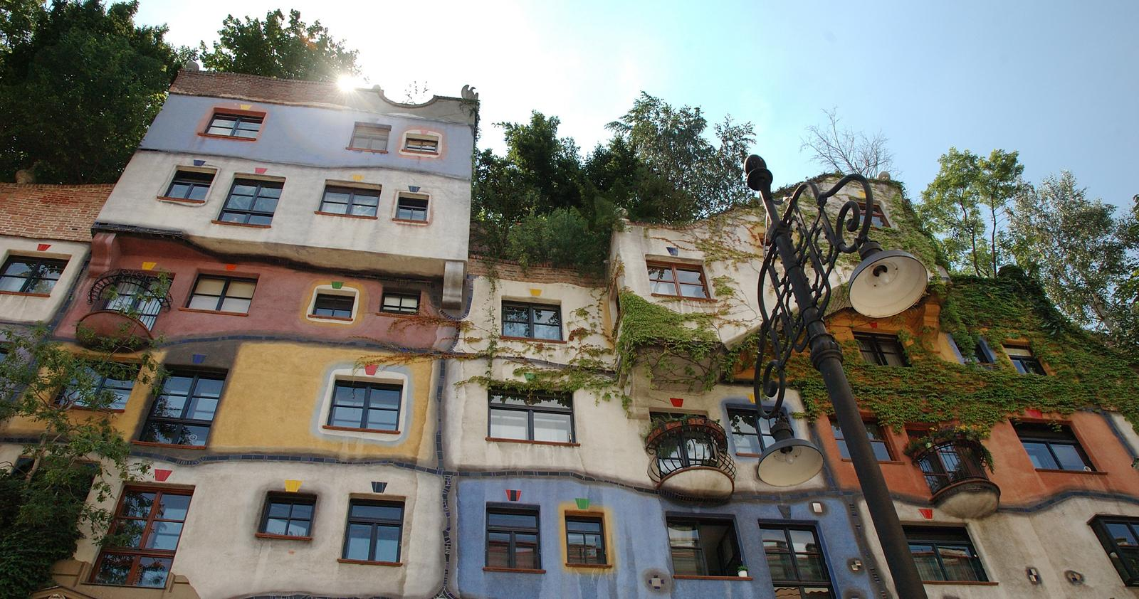 Hundertwasserhaus, Things to do in Vienna