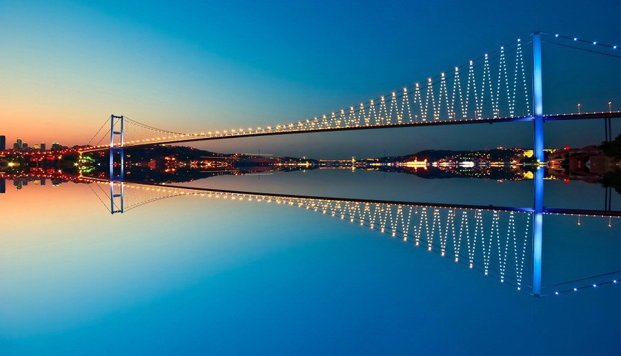 bosphorus_bridge, Istanbul Visiting Places
