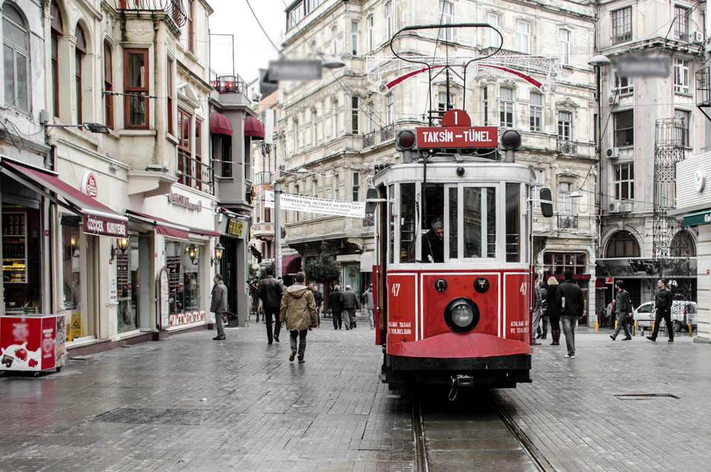 istiklal-caddesi, Istanbul Visiting Places