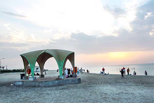 jazair-beach, Points of Interest in Bahrain