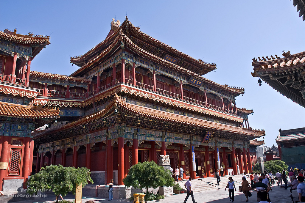 Lama Temple, Things to do in Beijing