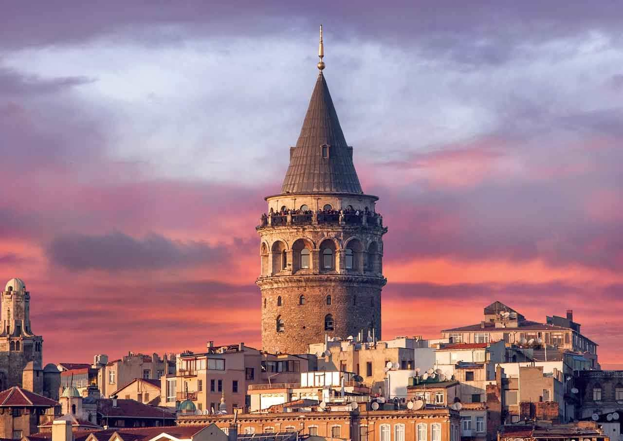 Galata tower, Istanbul Visiting Places