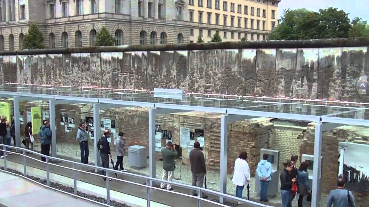 Topography of Terror Museum, Things to do in Berlin