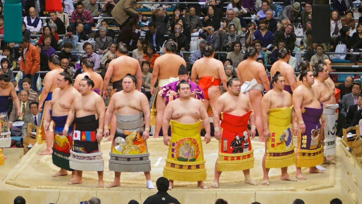 traditional Japanese Wrestling Competition, Things to do in Tokyo