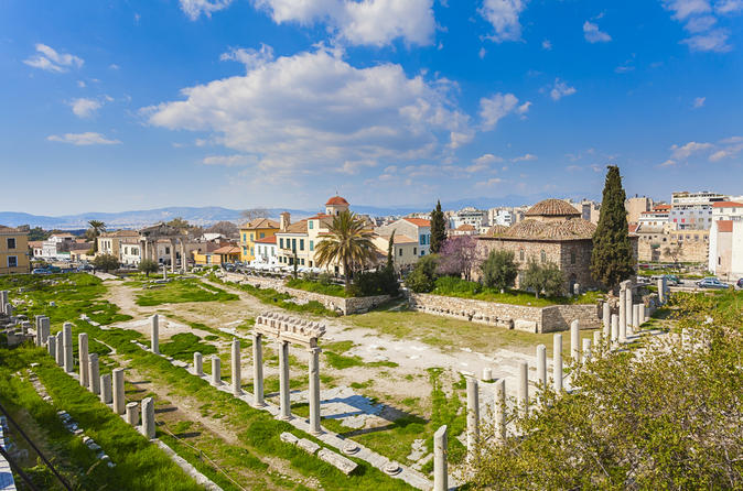 Ancient Agora,Things to do in Athens
