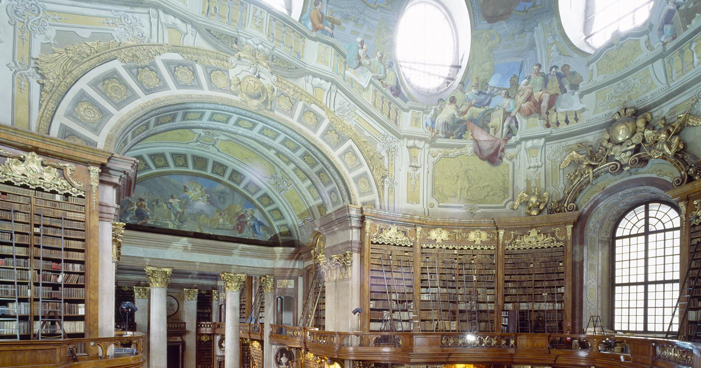 nationalbibliothek-, Things to do in Vienna