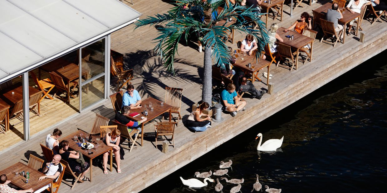 open air drinking and cafes, Things to do in Stockholm
