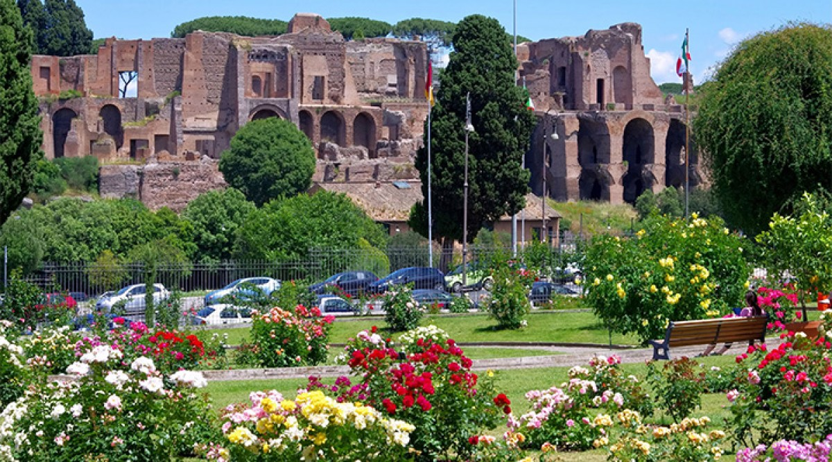 roseto_comunale, Things to do in Rome